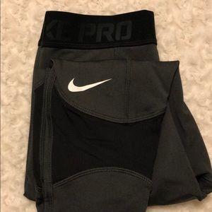 Nike Pro women's Dri Fit winter running tights